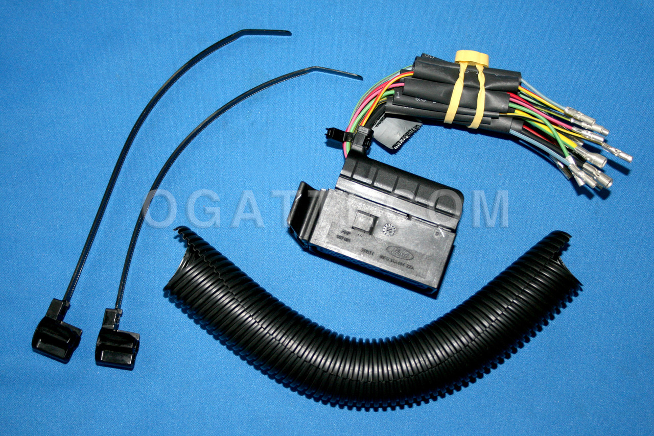 yl8z 14s411 ab wiring pigtail kit rh ogatti com Tractor-Trailer Pigtail Wiring Diagram ford wiring pigtail kits