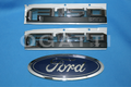 COMBO 3 PIECES	BRAND NEW XL, F-150 EMBLEM COMBO 3 PIECES 	F-150 2014-2015 RH-LH