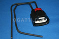 Wiring Pigtail | KIT - WIRING, 2 CAVITY, MOTOR - ENGINE COOLING FAN, # 8U2Z-14S411-SA WPT-910