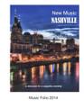New Music Nashville 2014 Music Folio