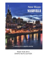 New Music Nashville 2014 Music Folio Shape Note Edition