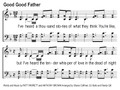 Good Good Father Song Slides