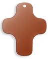 Cross, plain - 10 Pack (Copper Blank 582)