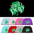 St. Patrick's / Irish Screen Print Dog Shirt