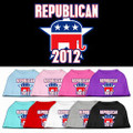 REPUBLICAN 2012 SCREEN PRINT SHIRT