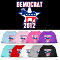 DEMOCRAT 2012 SCREEN PRINT SHIRT