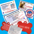 SERVICE DOG ID Package #8