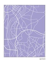 Chicopee Massachusetts city map