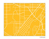 Costa Mesa, California city map