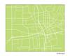 Santa Rosa California City Map