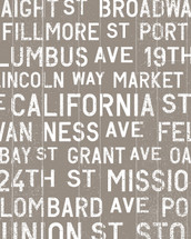 San Francisco Bus Roll
