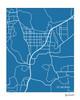 St. George Utah city map