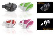 Crops Reflective Saddle Bag All Colours One Size