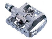 Shimano M324 SPD/Platform Pedals Including Cleats