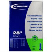 Schwalbe AV15 Inner Tube - 700 x 18/28 - 40mm Schrader Valve