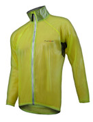 Funkier Protekt Windproof Water-Repellant Stowaway Cape | Clear | RPJ1305
