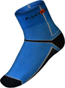 Funkier Lorca Winter Thermo-lite Socks | Blue/Black | SK-44
