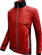 Funkier Attack Gents Water Resistant Windproof Jacket | Red | WJ-1327