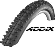 Schwalbe Addix Smart Sam Performance Speedgrip LS Rigid Tyre 700 x 44 Reflex