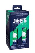 Joe's No Flats Eco Sealant Universal Tubeless Kit
