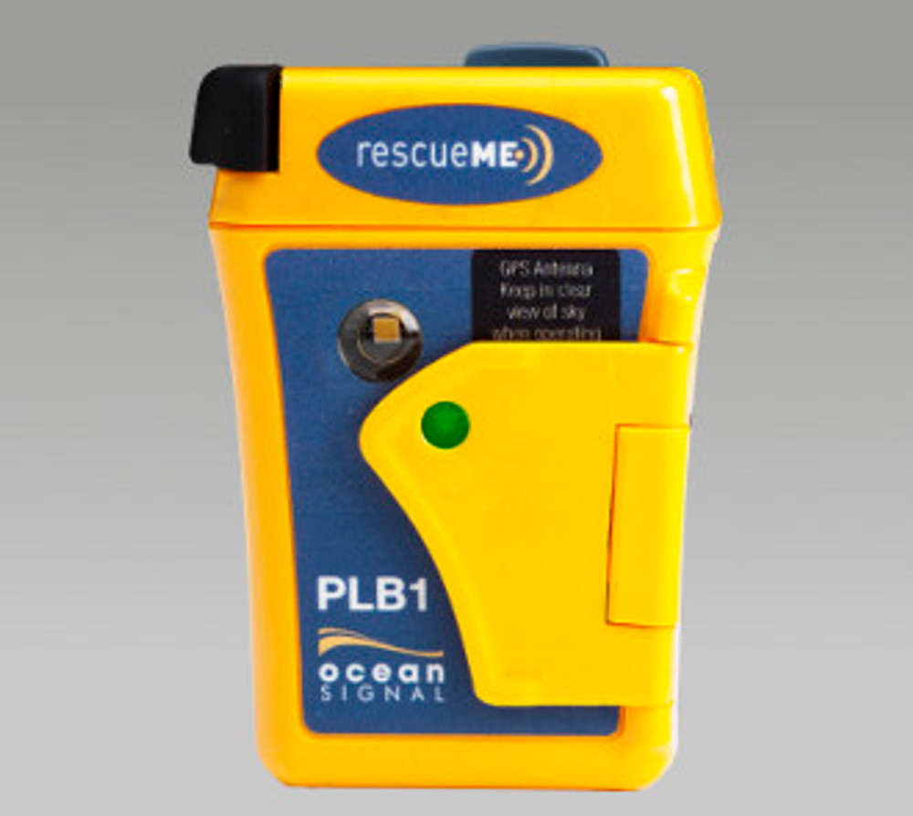 RescueME PLB from Ocean Signals