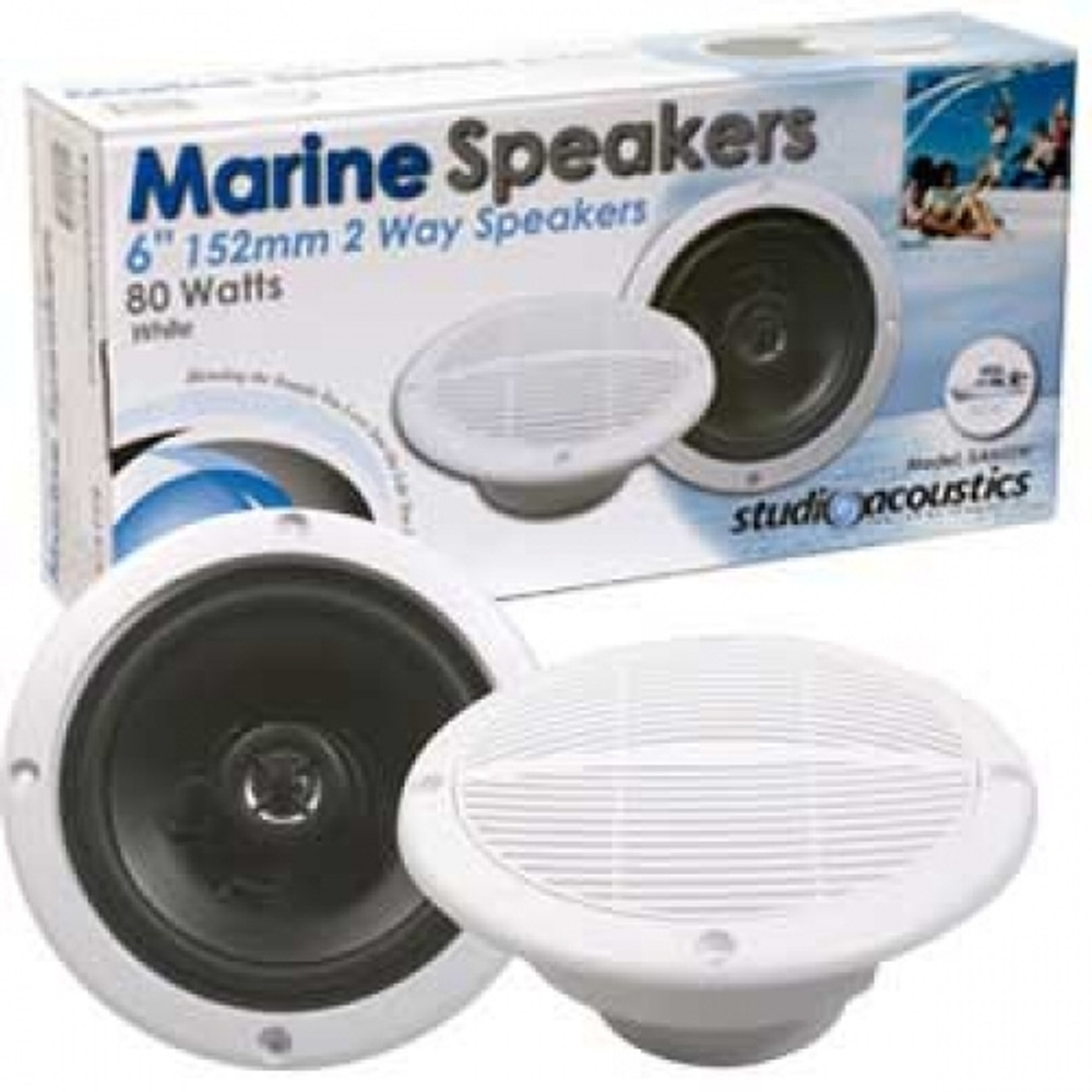 SA502M Marine Speakers