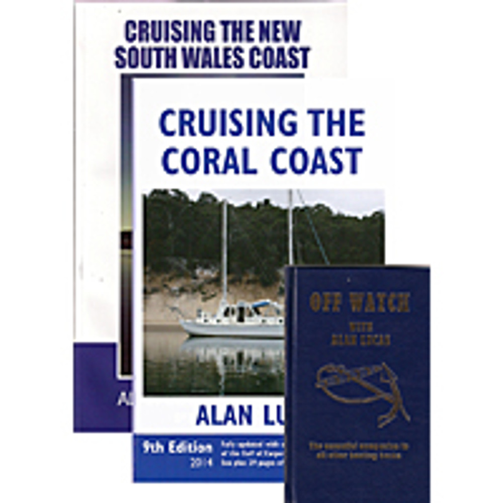 Alan Lucas Bundle Coral & NSW Coasts