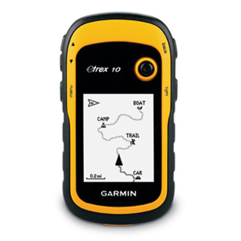 Garmin eTrex 10 GPS Handheld