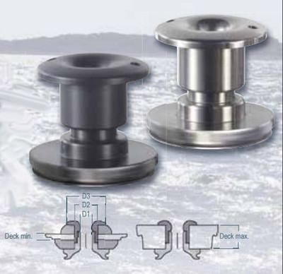 Tye Tec Soft Padyes from Aluminium