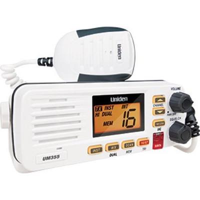 Uniden UM 355 VHF Splashproof Marine Radio (UM355VHF)