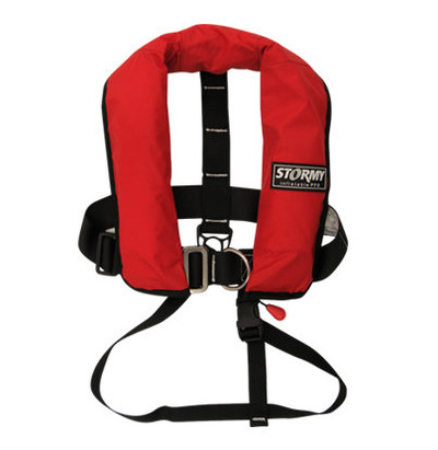 Stormy Junior Inflatable PFD (15-40kg) - Water Activated 150N
