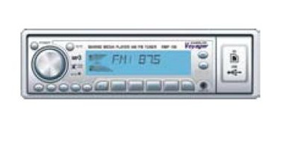 AM FM MP3 Marine Radio