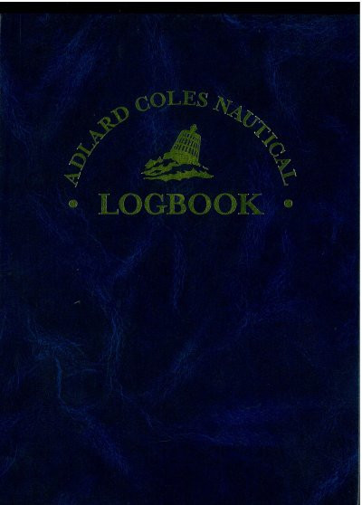 Adlard Coles Log Book - Hardback