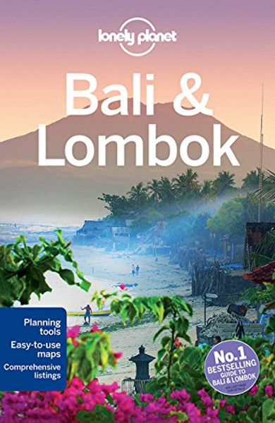 Bali & Lombok - Lonely Planet Guide