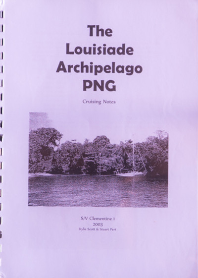 Louisiade Archipelago PNG