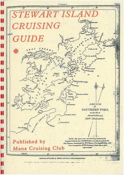 Stewart Island Cruising Guide