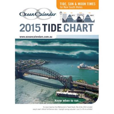 Ocean Calendar Tide Chart 2015 - NSW & Southern Queensland