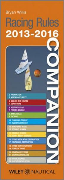 Racing Rules 2013-2016 Companion