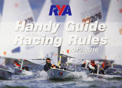 RYA - Handy Guide to the Racing Rules of Sailing