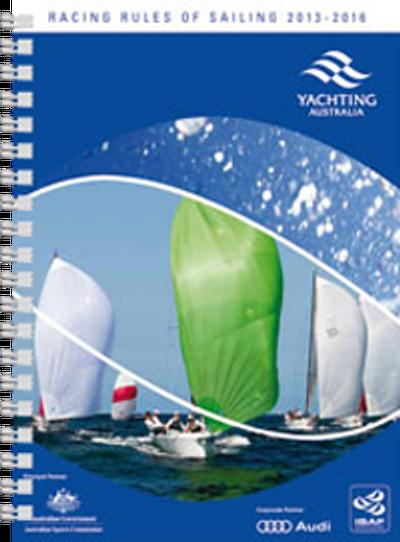 YA Racing Rules of Sailing 2013-2016