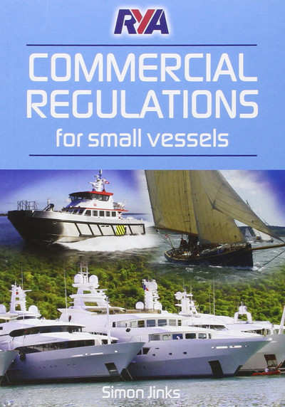 RYA - Commercial Regulations for Small Vessels