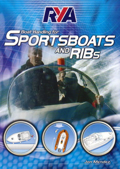 RYA - Boat Handling For Sportsboats And Ribs DVD
