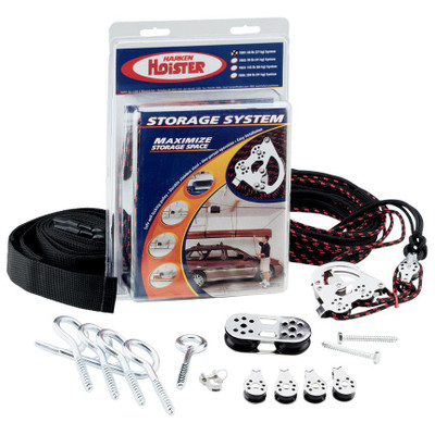 Harken 4 Point Hoister System - 200 lb (91kg) Max Load