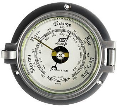 "Plastimo 3"" Barometer Hinged"
