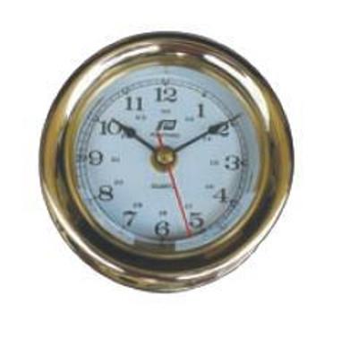"Plastimo 3"" Clock Sealed RN/Arabic"