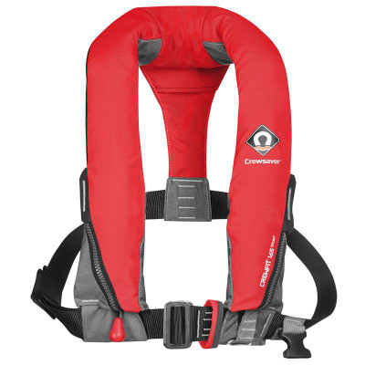 Crewsaver Crewfit 165N Sport - Manual - Harness - Fiery Red