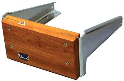 RWB Tenob Outboard Motor Bracket Stainless Steel - Low Horizontal Mount