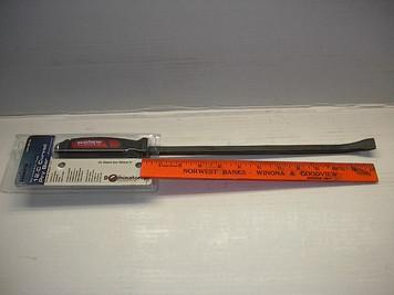 """12C Dominator 17"""" Curved End, 3/8"""" Shaft 60144"""