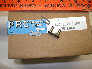 #41 Connector Link, PRC Import