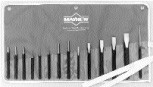 7014K, 14 PC Punch & Chisel Kit, Mayhew, 61044